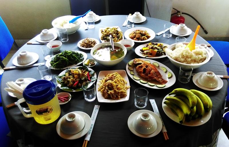 Thực đơn hấp dẫn với những món đặc sản của Quảng Bình