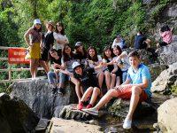 Đoàn khách team Ms Hương du lịch Tam Đảo 2 ngày 1 đêm
