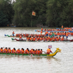 Bạn biết gì về lễ hội đua thuyền truyền thống tại Lệ Thủy – Quảng Bình