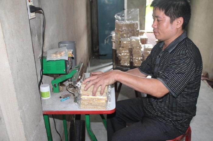 Anh Trần Trung Kiên nối nghiệp truyền thống ông cha