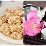 Du lịch Quảng Bình mua kẹo mè xửng ông Ký về làm quà