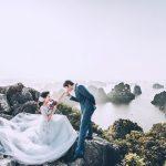 Mách bạn những địa điểm chụp ảnh cưới đẹp như mơ tại Hạ Long