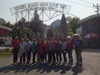 Đoàn du khách Malaysia du lịch Hạ Long Cát Bà