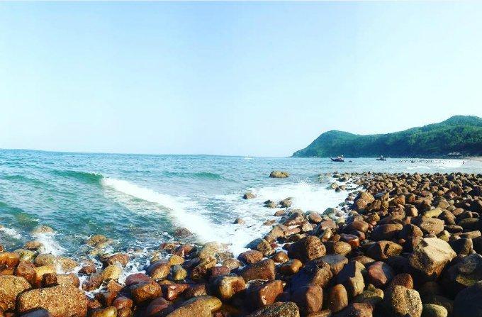 Bãi Đông - Thiên đường mới của Thanh Hóa
