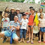 Đoàn khách công ty CP điện cơ Hà Nội