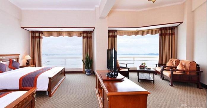 Tiện nghi bên trong khách sạn Grand Hạ Long