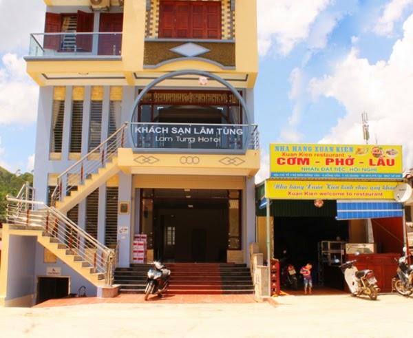 Khách sạn Lâm Tùng Hà Giang - Lựa chọn của nhiều du khách