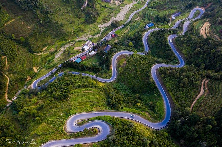 Mã Pí Lèng - một trong tứ đại đỉnh đèo của Việt Nam