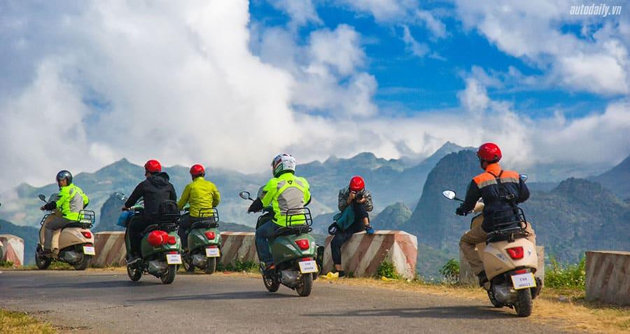 Du lịch Hà Giang bằng xe máy