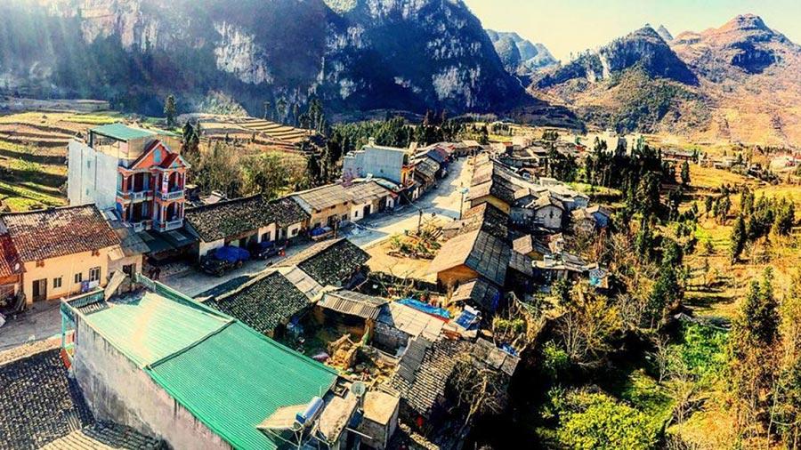 Phố cổ Đồng Văn nơi lưu giữ những giá trị văn hoá