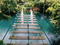 Vẻ đẹp như chốn tiên cảnh của suối nước Mọoc Quảng Bình