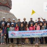 Đoàn khách ghép tour du lịch Hà Giang 3 ngày
