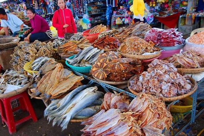 Sầm Sơn tự hào về nguồn hải sản đa dạng và phong phú