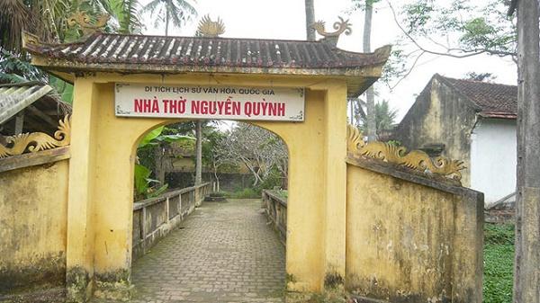 Ghé thăm đền thờ Trạng Quỳnh