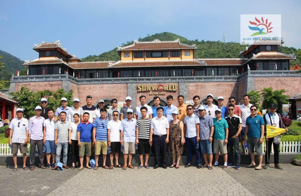 Khám phá Bà Nà một trong những điểm thu hút khách du lịch nhất tại Đà Nẵng
