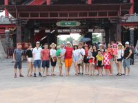 Đoàn ô tô NISSAN Việt Nam đi Hạ Long