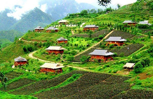 Cát Cát là một trong các điểm du lịch ở Sapa mà các du khách nên đi