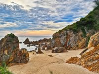 Du lịch bãi đá Nhảy - Quảng Bình