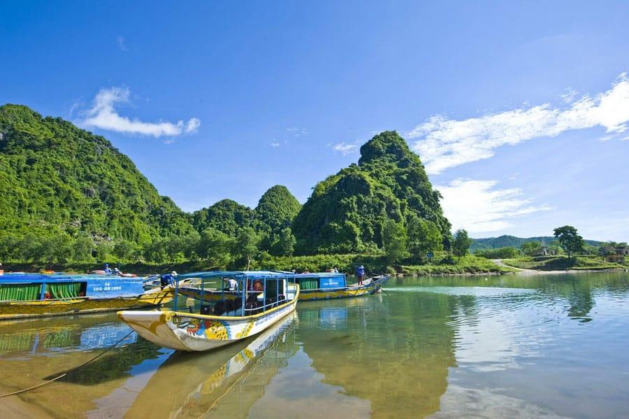 Du lịch Quảng Bình tươi đẹp