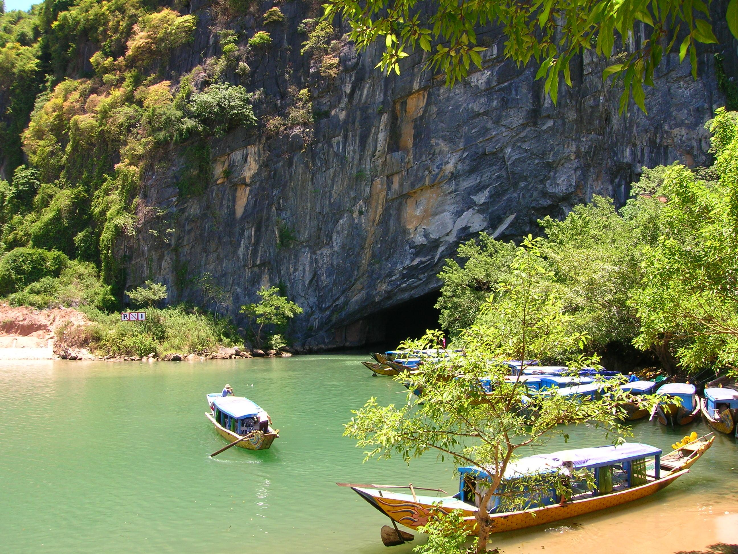 Đừng du lịch Quảng Bình vào tháng 9, 10, 11 vì thời tiết lúc này mưa lớn