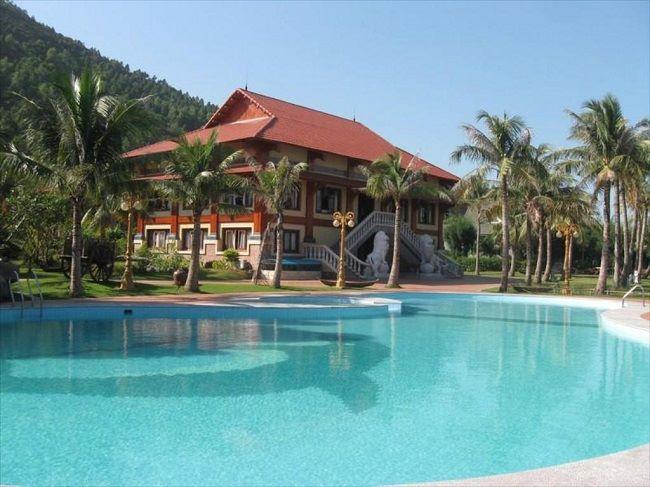 Bãi Lữ Resort Cửa Lò.