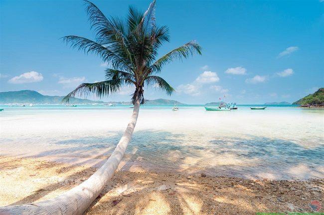Bãi Sao - bãi biển đẹp nhất Phú Quốc.