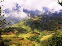Núi Hàm Rồng - nơi giao thoa đất trời.