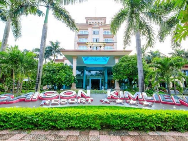 Sài Gòn Kim Liên Resort Cửa Lò.