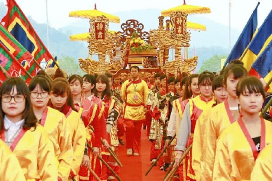 Những ngày diễn ra lễ hội Yên Tử nhiều hoạt động được tổ chức