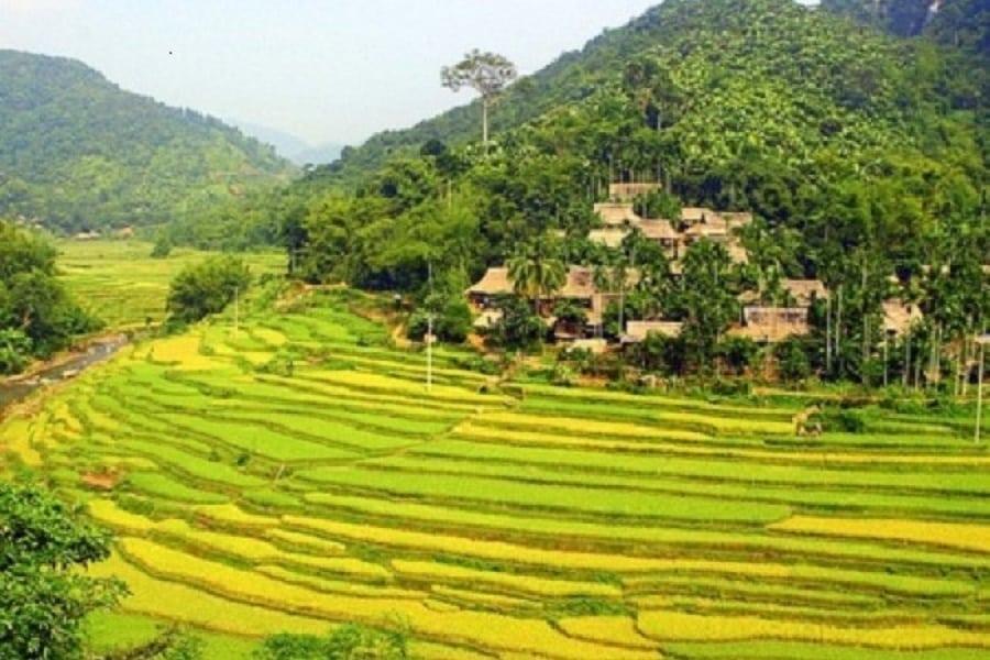Khám phá vẻ đẹp và văn hóa Bản Lác Mai Châu (Hòa Bình)