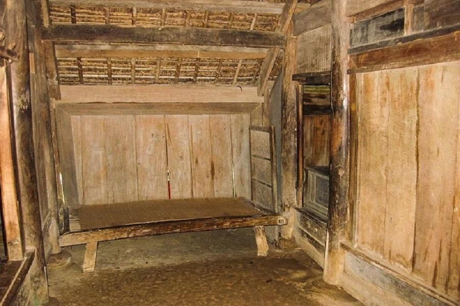Căn phòng nhỏ nơi Bác Hồ đã sống khi còn nhỏ