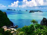 Đảo Khỉ là điểm dừng chân không thể không đến trong hành trình khám phá vịnh Lan Hạ