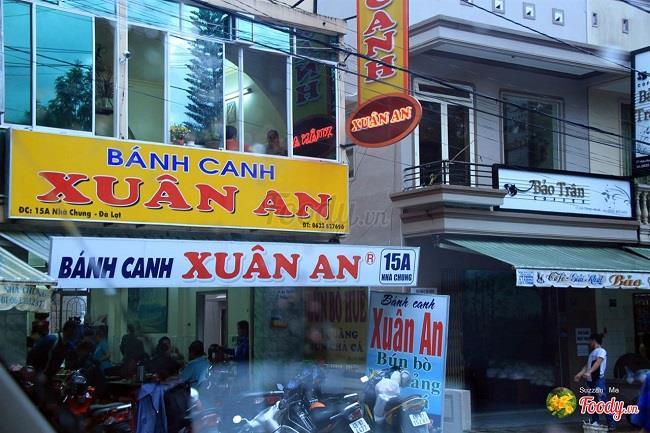 Địa chỉ: 15A Nhà Chung, Phường 3, Thành phố Đà Lạt, Lâm Đồng