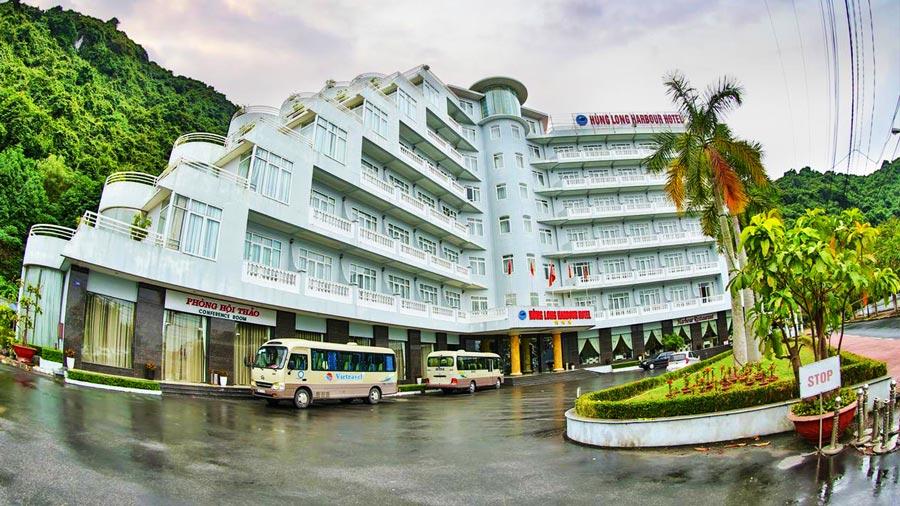 Hung Long Harbbour Hotel sang trọng, tiện nghi