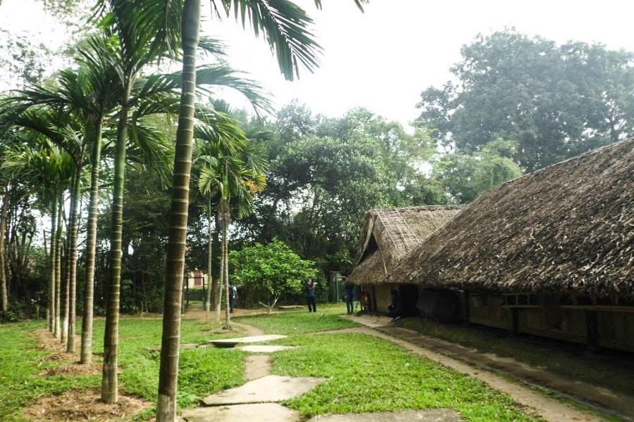 Một góc khác nởi sinh ra và lớn lan của chủ tịch Hồ Chí Minh đó là làng Sen quê nội