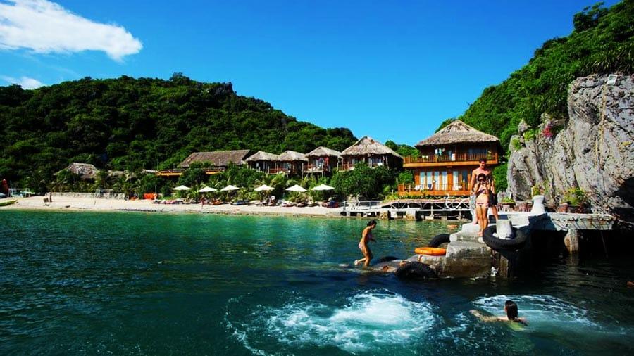 Monkey Island Resort trong lành, nên thơ