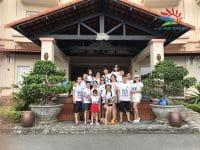Công ty Hợp Thành – Phố Nối, Hưng Yên đi Cát Bà