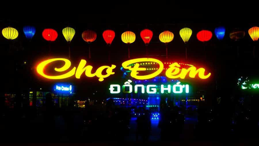 Chợ đêm Đồng Hới - Địa điểm du lịch không nên bỏ lỡ khi đến Quảng Bình