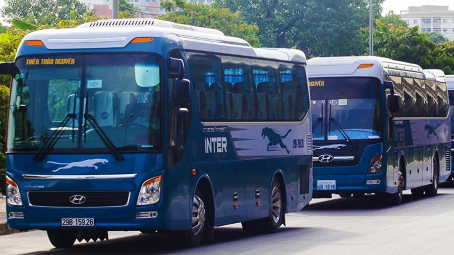Inter Buslines Sapa - Trải nghiệm đáng nhớ trên từng cung đường