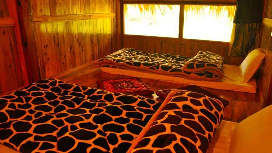 Không gian ấm cúng với homestay Tavan Ecologic