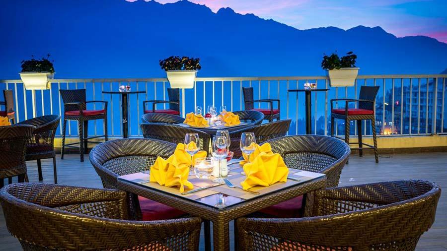 Tận hưởng chuyến nghỉ dưỡng tuyệt vời tại khách sạn Amazing Sapa