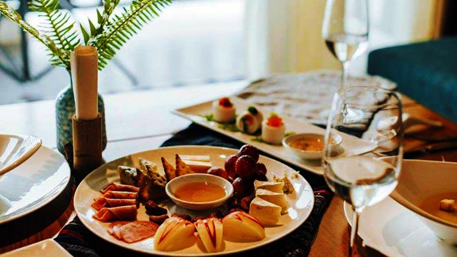 Bữa sáng nhẹ nhàng tại Sapa Jade Hill Resort