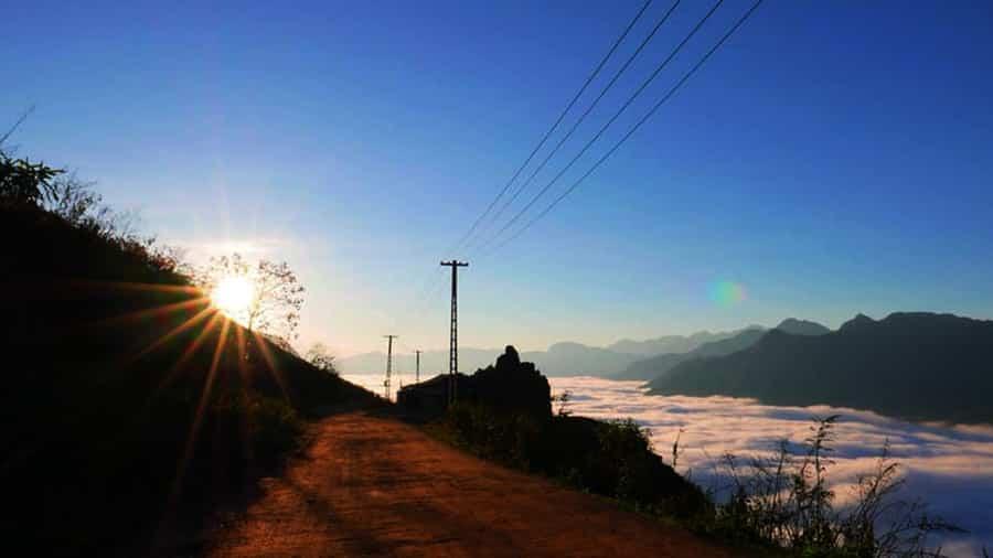 Săn mây ở Sapa - Chiêm ngưỡng khung cảnh Sapa tuyệt đẹp