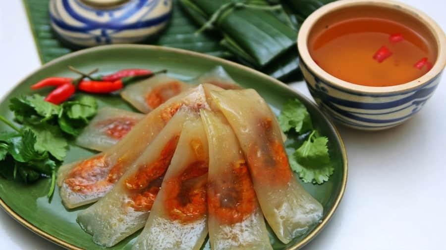 Bánh lọc Quảng Bình - Đặc sản dẫn dã, đặc trưng xứ Quảng