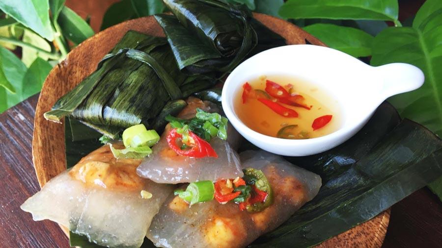 Bánh lọc Quảng Bình thơm ngon, hấp dẫn