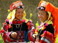 Các dân tộc ở Sapa