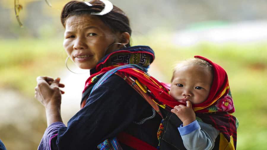 Nét đẹp của những người con dân tộc H'Mông