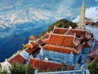 Đền chùa Sapa linh thiêng
