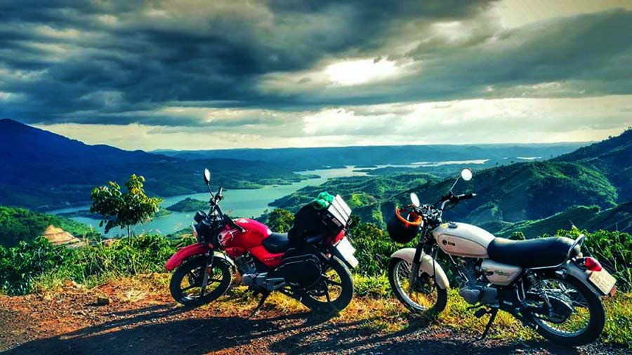 Tận hưởng chuyến du lịch Sapa bằng xe máy
