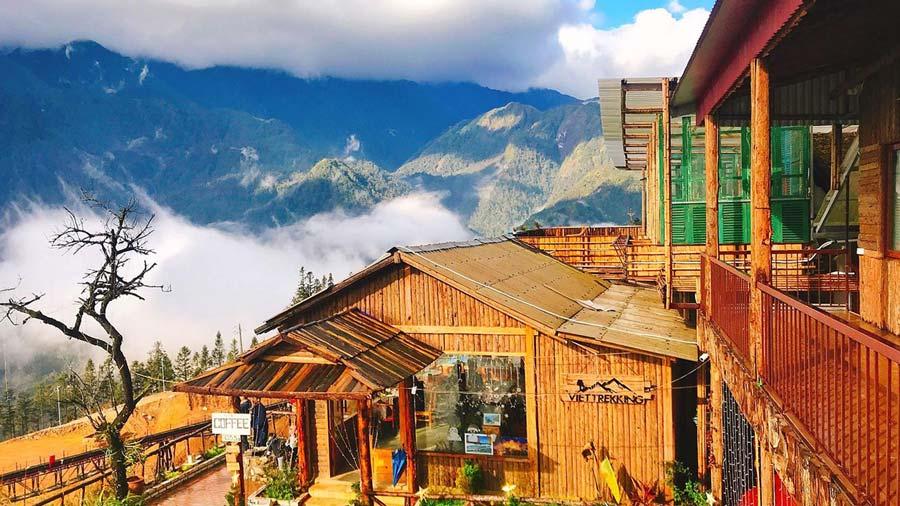 Viettrekking Homestay - Săn mây Sapa kết hợp nghỉ dưỡng thú vị